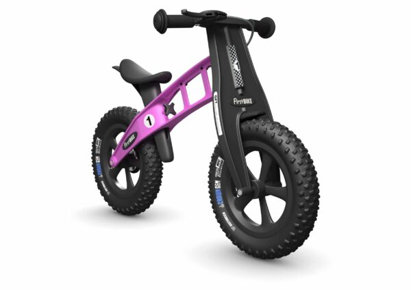 FirstBIKE Balance Bike Fat Pink2