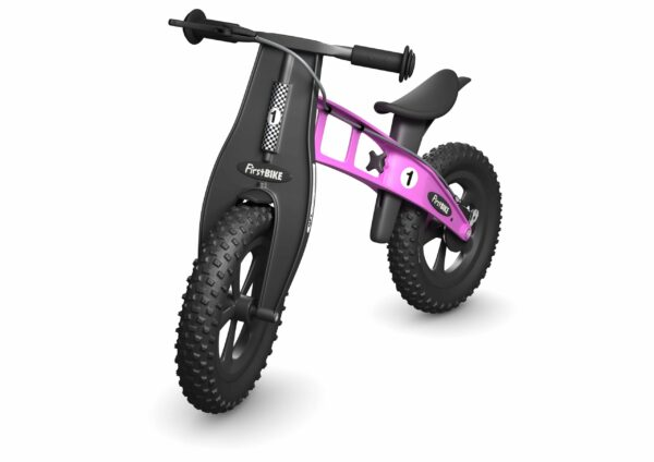FirstBIKE Balance Bike Fat Pink1