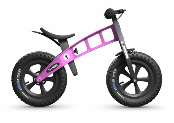 FirstBIKE Balance Bike Fat Pink