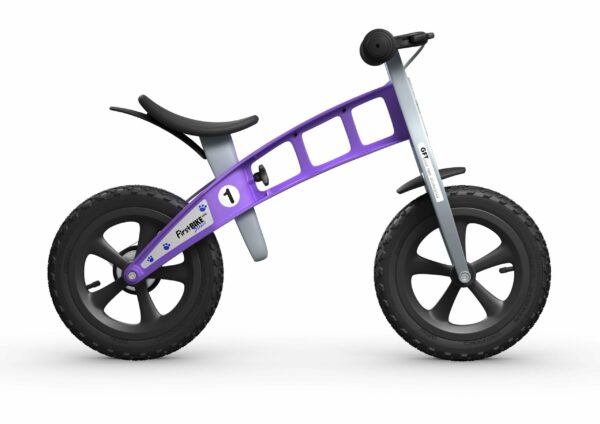 FirstBIKE Balance Bike Cross Violet5