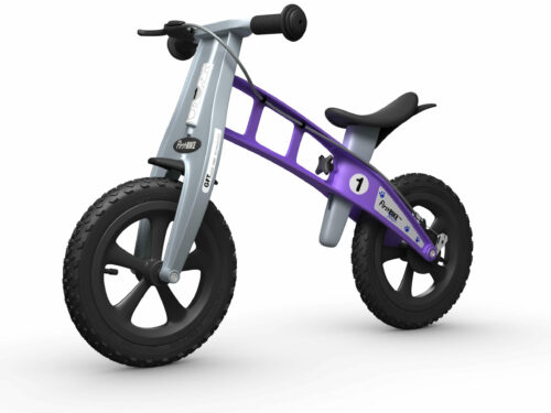 FirstBIKE Balance Bike Cross Violet4