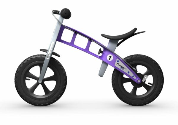 FirstBIKE Balance Bike Cross Violet3