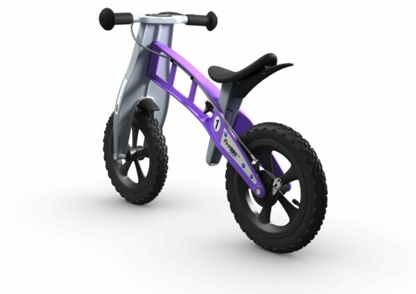 FirstBIKE Balance Bike Cross Violet2
