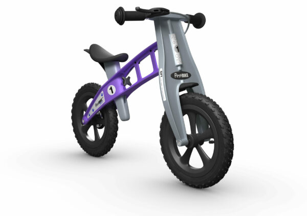 FirstBIKE Balance Bike Cross Violet1
