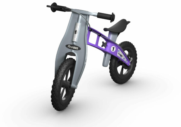 FirstBIKE Balance Bike Cross Violet