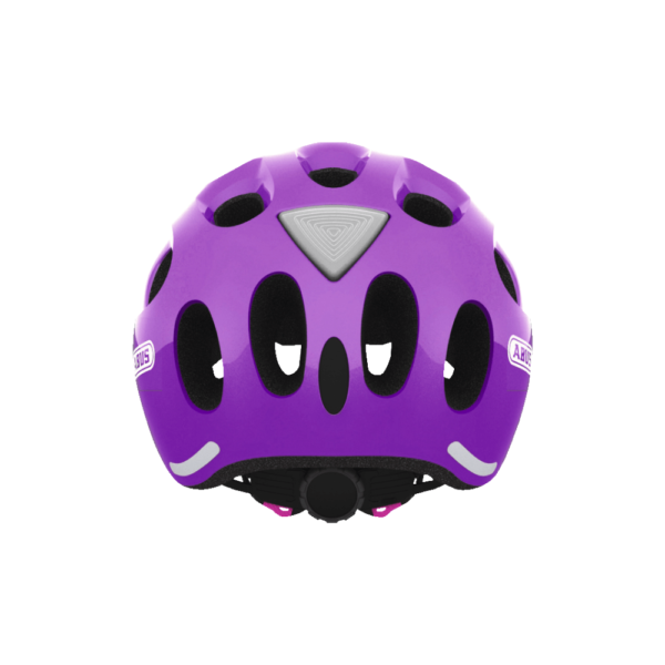FirstBIKE helmet Youn-I sparkling purple2