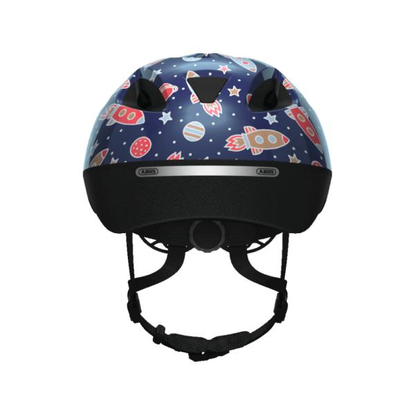FirstBIKE helmet Smooty Blue Space3