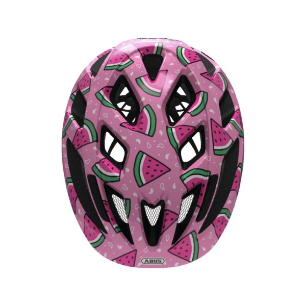 FirstBIKE helmet Smooty Pink Watermelon2