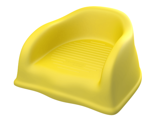 FirstBIKE seat FirstBOOSTER Banana3