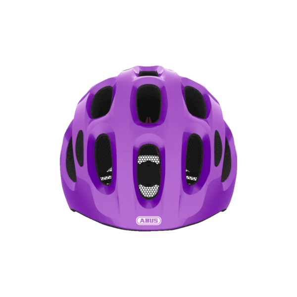 FirstBIKE helmet Youn-I sparkling purple1