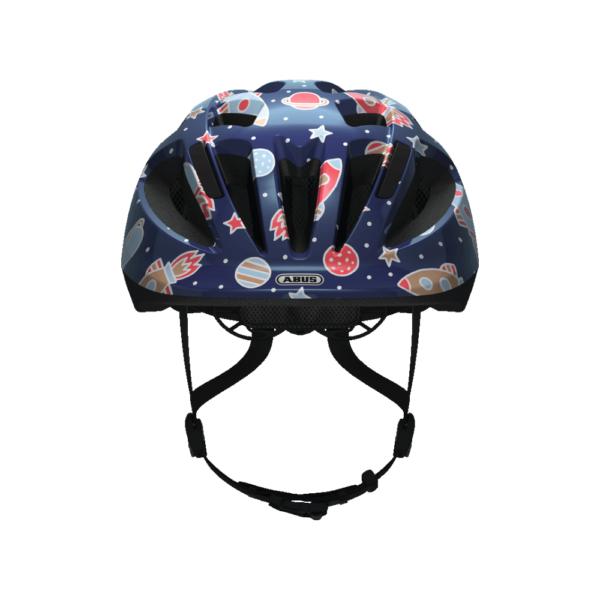 FirstBIKE helmet Smooty Blue Space2