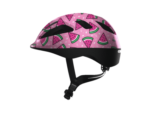 FirstBIKE helmet Smooty Pink Watermelon3