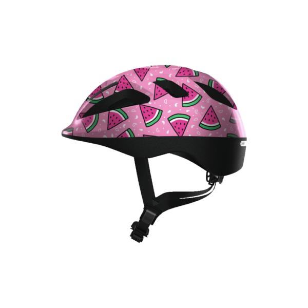 FirstBIKE helmet Smooty Pink Watermelon3