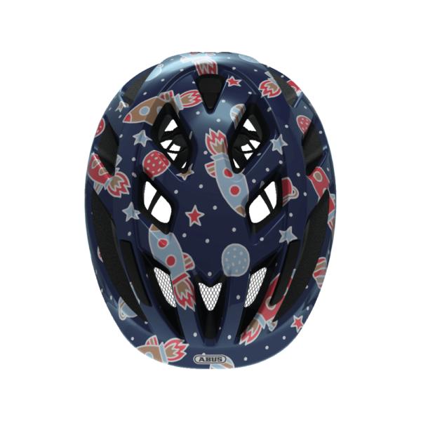 FirstBIKE helmet Smooty Blue Space1
