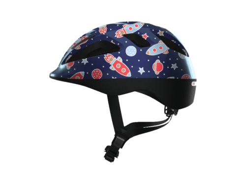 FirstBIKE helmet Smooty Blue Space