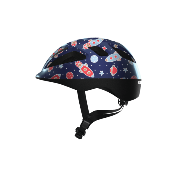 FirstBIKE helmet Smooty Blue Space