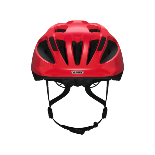 FirstBIKE helmet Smooty Shiny Red3
