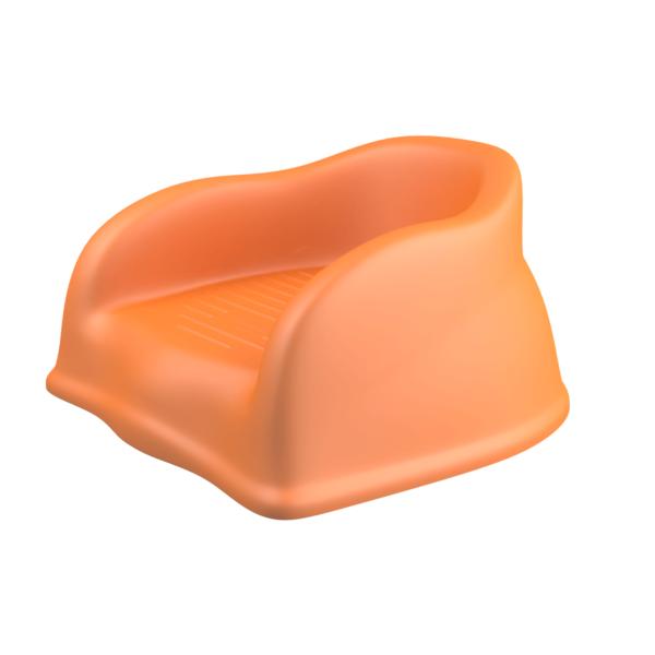 FirstBIKE seat FirstBOOSTER Orange3