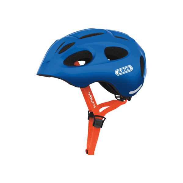 FirstBIKE helmet Youn-I sparkling blue2