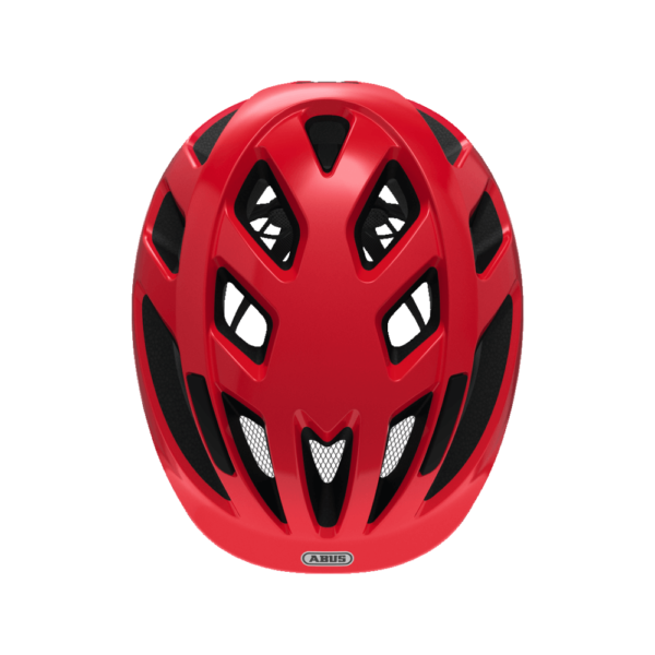FirstBIKE helmet Smooty Shiny Red2
