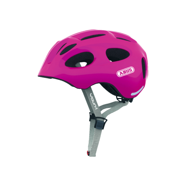 FirstBIKE helmet Youn-I sparkling pink2