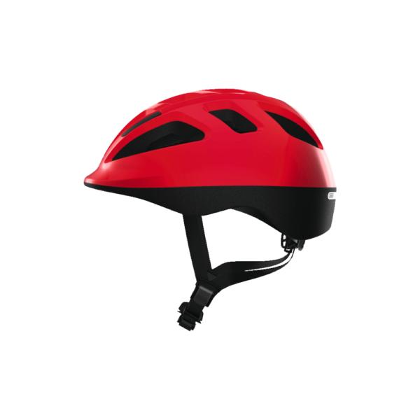 FirstBIKE helmet Smooty Shiny Red1