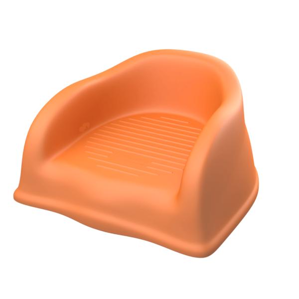 FirstBIKE seat FirstBOOSTER Orange1
