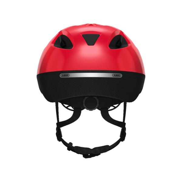 FirstBIKE helmet Smooty Shiny Red