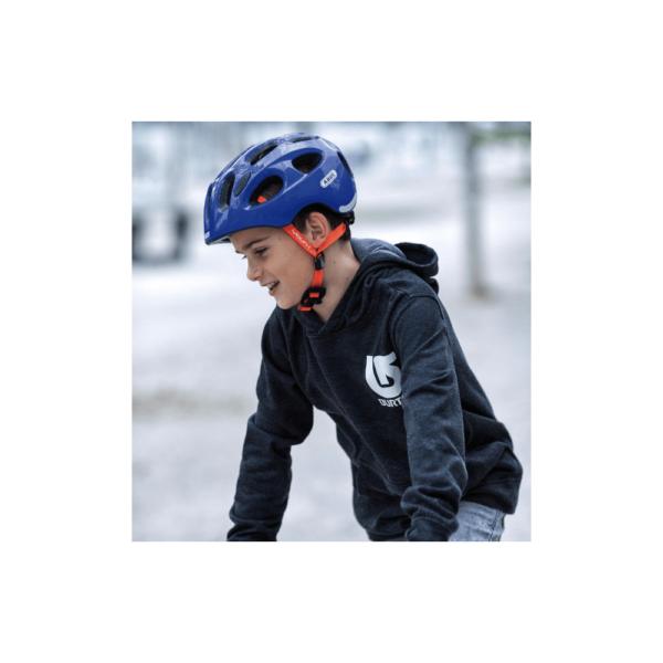 FirstBIKE helmet Youn-I sparkling blue3