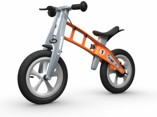 FirstBIKE Balance Bike Street Orange5