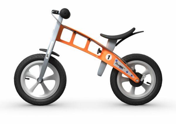 FirstBIKE Balance Bike Street Orange4