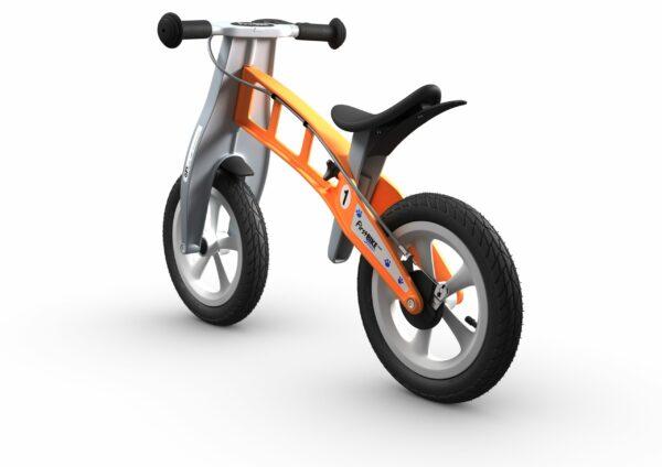 FirstBIKE Balance Bike Street Orange3