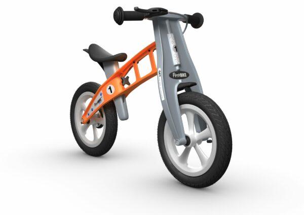 FirstBIKE Balance Bike Street Orange2