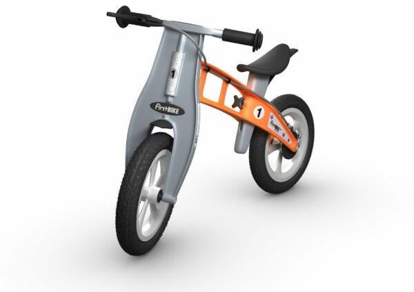 FirstBIKE Balance Bike Street Orange1