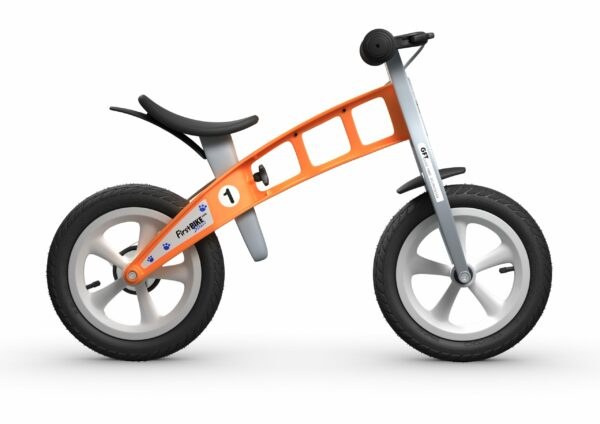 FirstBIKE Balance Bike Street Orange