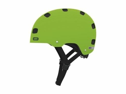 FirstBIKE Helmet Scraper Kid Green2