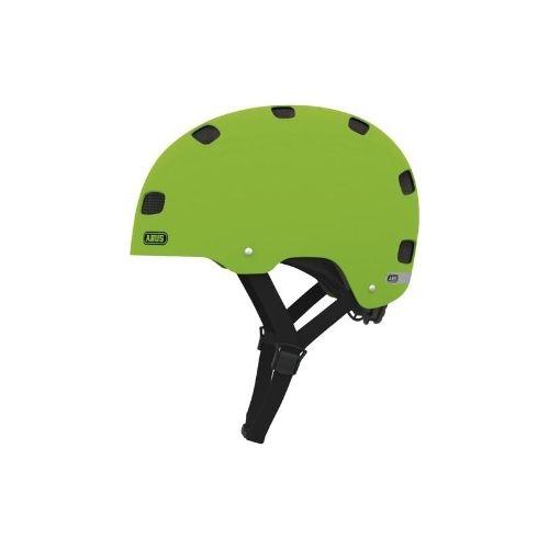FirstBIKE Helmet Scraper Kid Green2