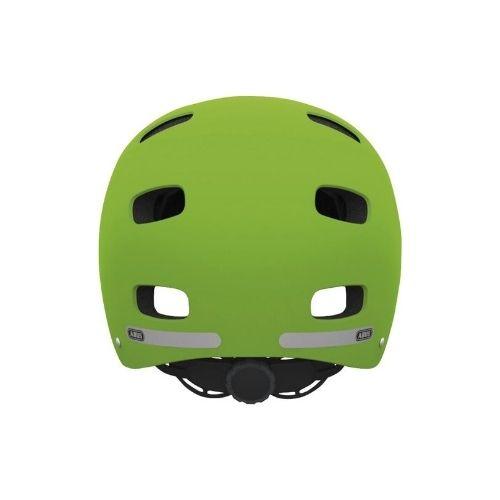 FirstBIKE Helmet Scraper Kid Green1